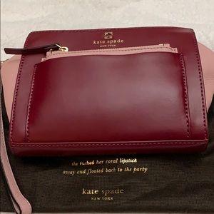 Kate Spade two tone Wrist bag